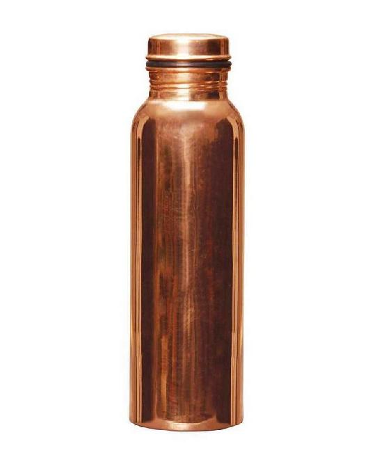 Copper Water Bottle (750 ml)