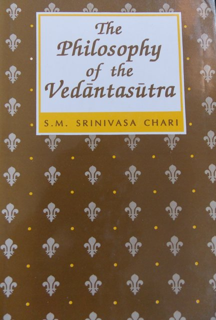 The Philosophy of the Vedantasutra