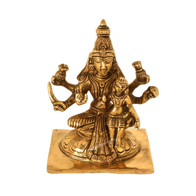 Ashtalakshmi Brass Deity Set