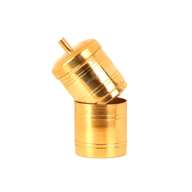 Brass Traditional Coffee Filter