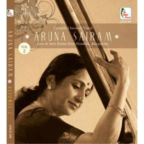 Aruna Sairam Vol-2 (Classical Vocal)