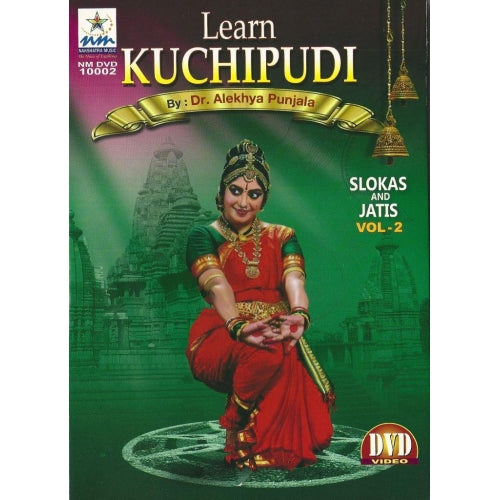 LEARN KUCHIPUDI Vol-2