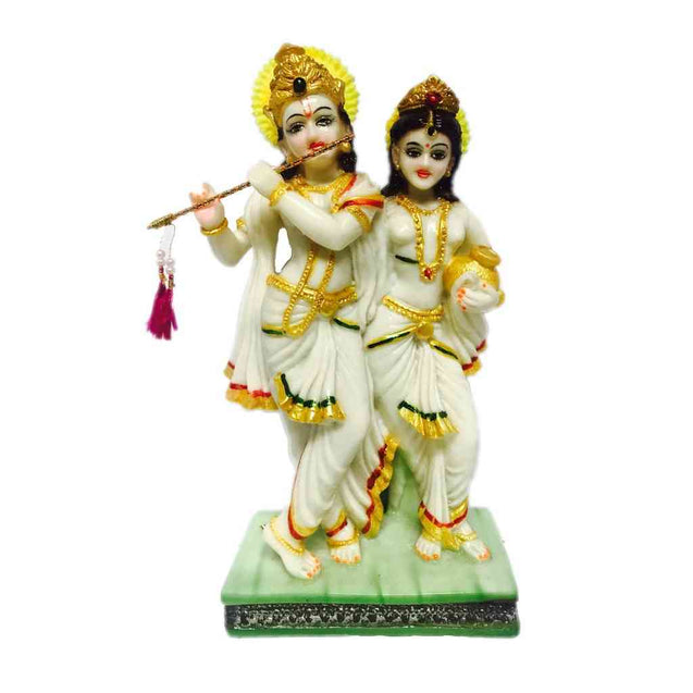 Radha Krishna With Pot (Default)
