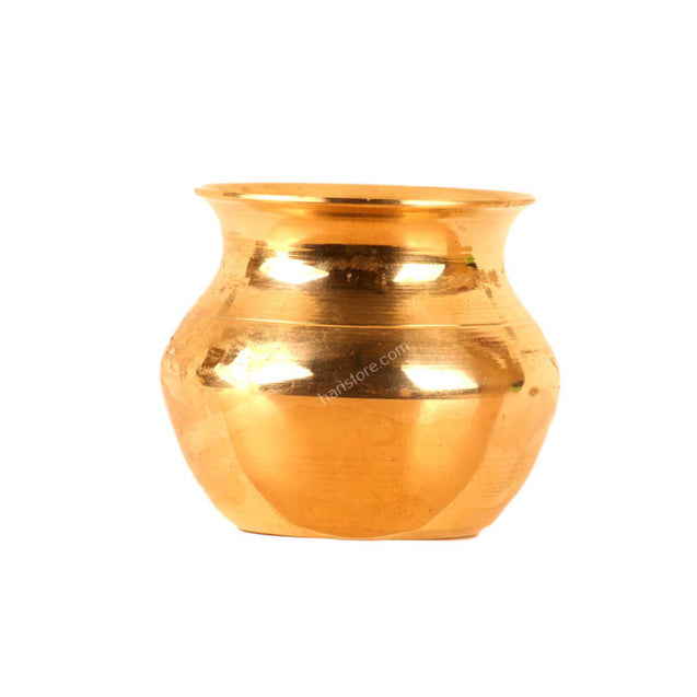 Brass Sombu / Container For Pooja Purpose