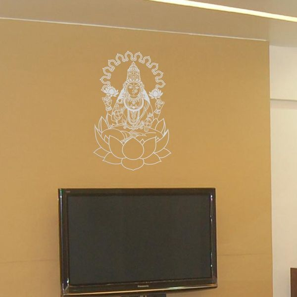 Goddess Lakshmi - Wall Design