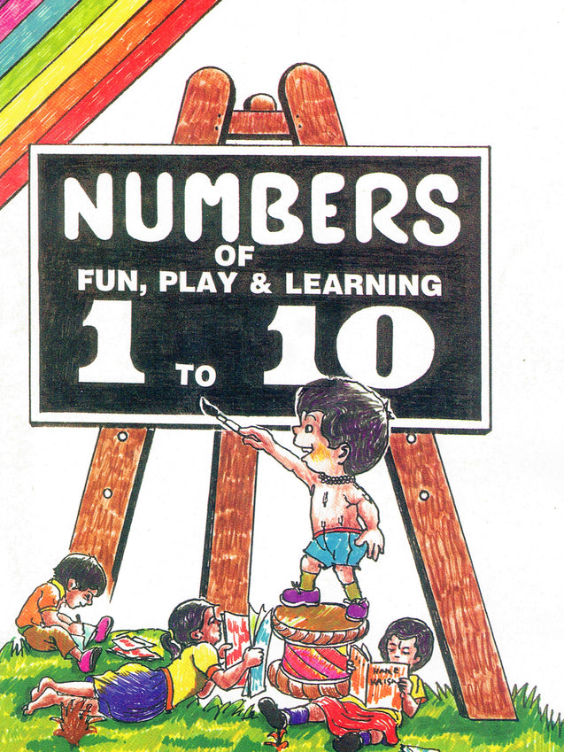Numbers Of Fun, Play & Learning