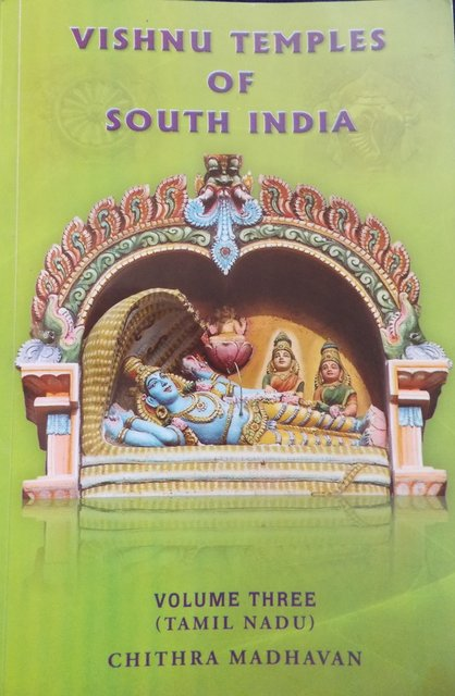 Vishnu Temples of South India (Volume Three)