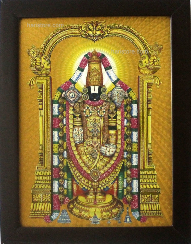 Lord Venkatachalapathy - Frame 1