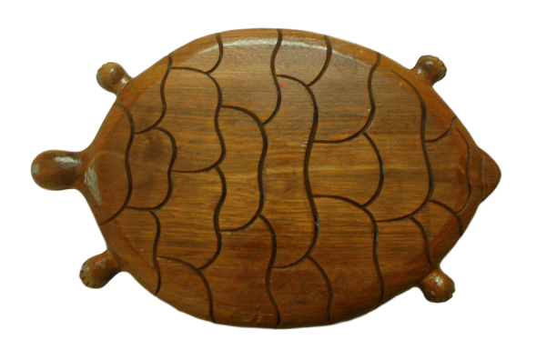 Koormasanam / Tortoise shaped bench / Exclusive bench for daily rituals & practices (New Design, bigger size and more comfortable)