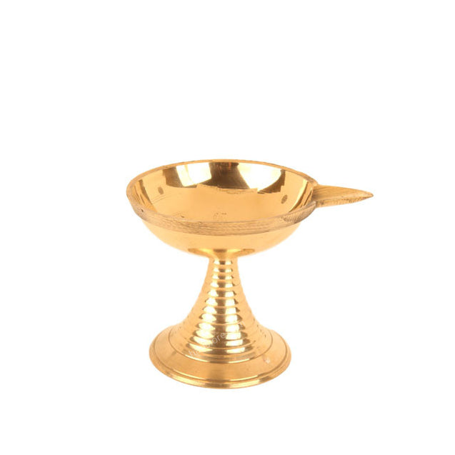 Agal shaped lamp with stand