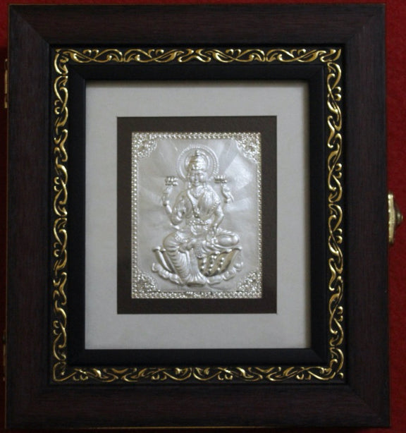 Jewel Box (Silver Coating Lakshmi)