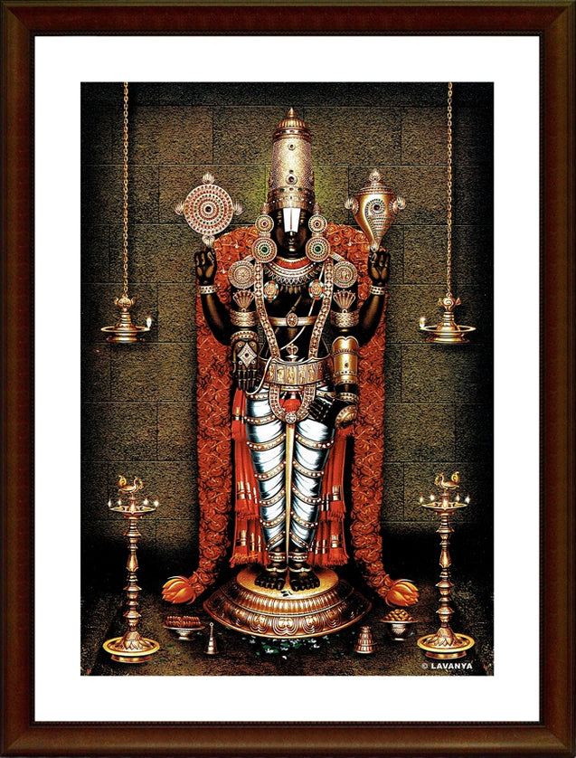 Lord Venkatachalapathy - Frame
