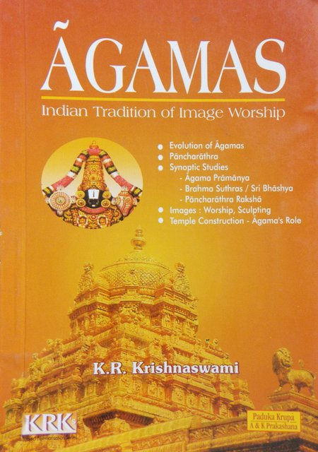 Agamas: Indian Tradition of Image Worship