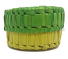 Palm Leaf Round Box - Small