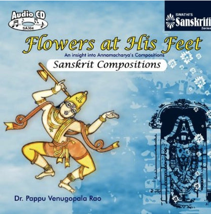 Flowers at his feet – Sanskrit compositions
