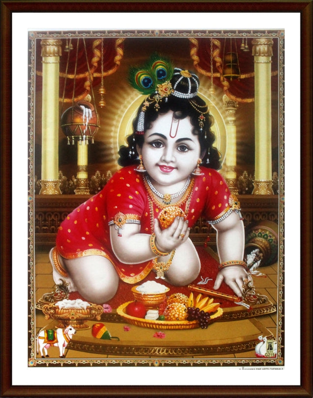 Jai Little Krishna - Frame