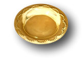 Small Brass Puja plate -2 inch