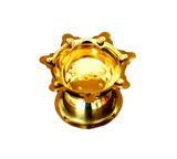 Brass seven face diya oil lamp- 1 inch