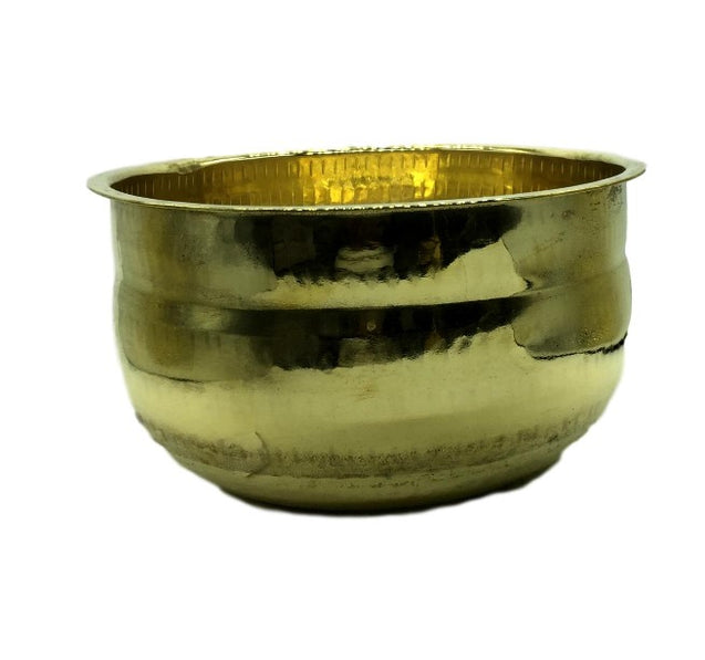 Brass Bowl Big