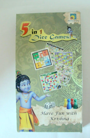 5 in 1 Dice Game