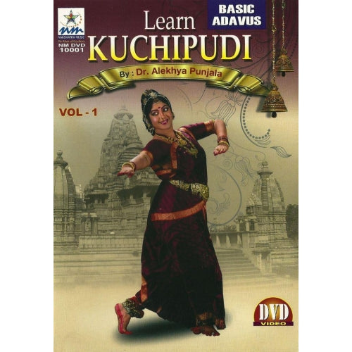 Learn Kuchipudi Vol - 1