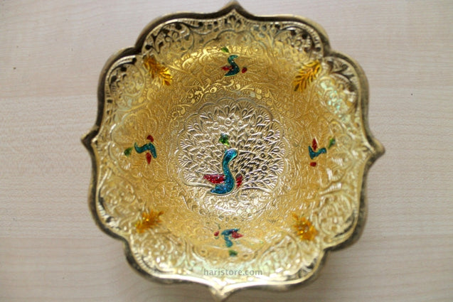 Chandanam Bowl (Brass) 2