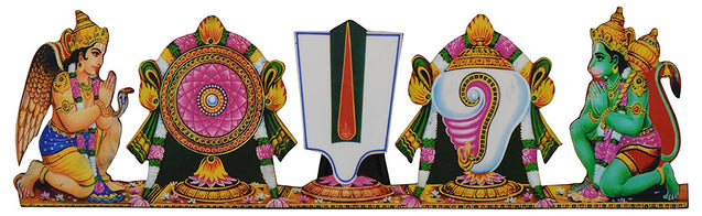 Thenkalai Thiruman Wall Hanging