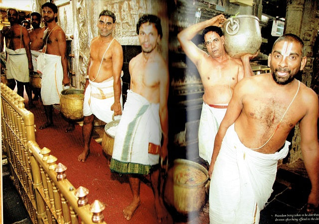 Tirumala: Sacred Foods of God