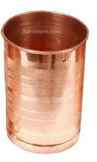 Copper Tumbler (Single Piece)