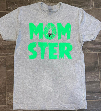 Spider Momster Tee