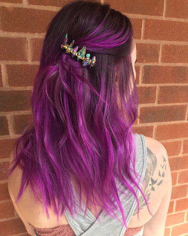 Titanium Hair Jewel