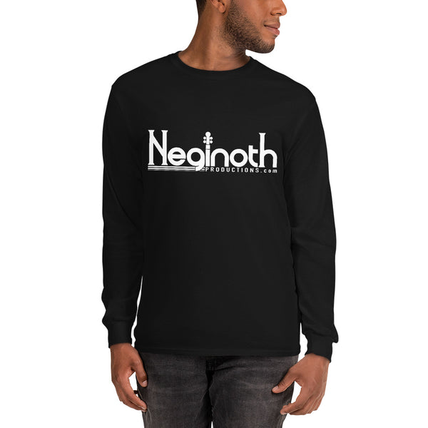 Neginoth Productions 100% cotton long-sleeved shirt
