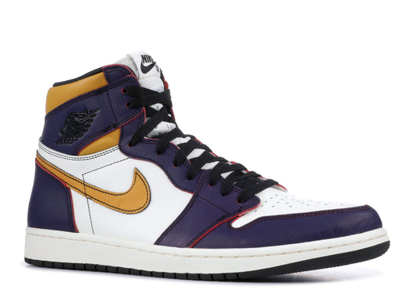 Jordan 1 Retro High OG Defiant SB Lakers