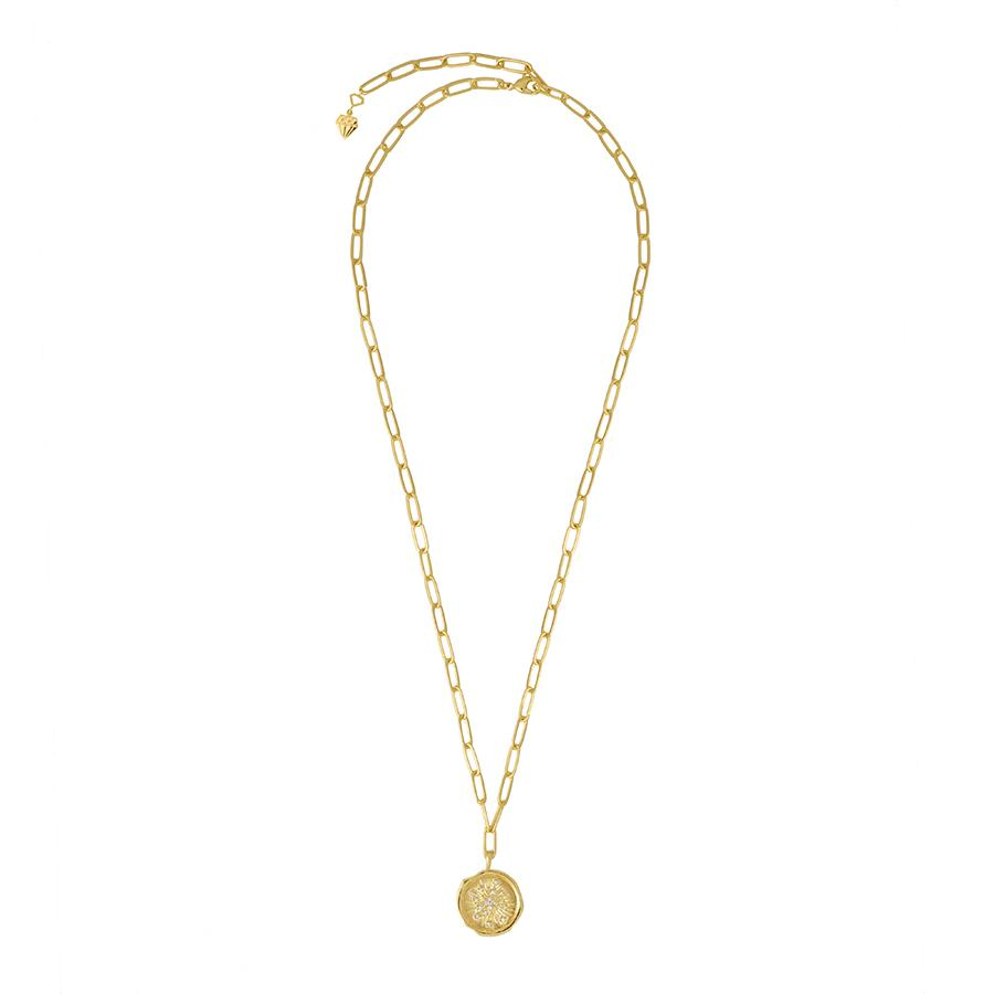 necklace Daydreamer 14K Gold Necklace - Bardot Boho