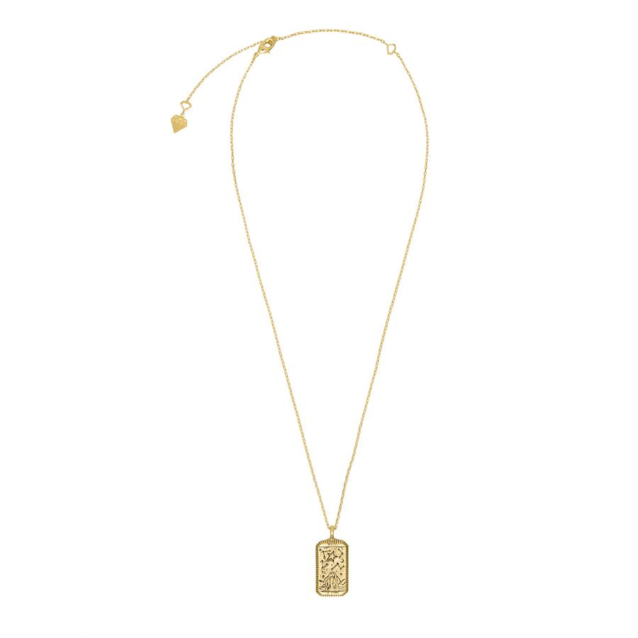 Necklace L'Etoile Gold Necklace - Bardot Boho