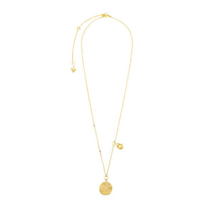 See the World Gold Necklace - Bardot Boho