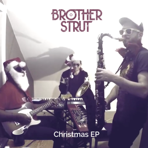 Brother Strut Christmas EP Digital Download