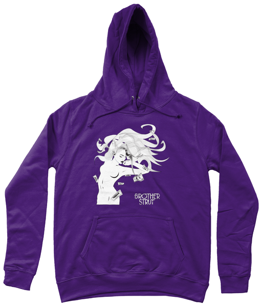 Brother Strut - Shake Your Money Women's Hoodie