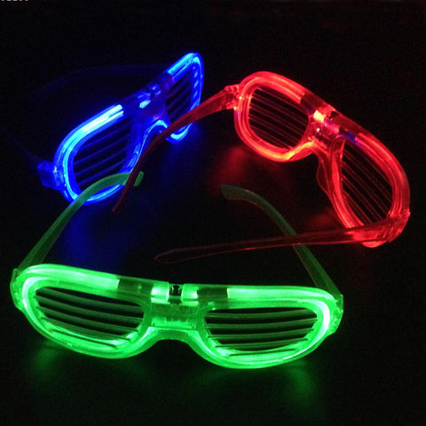 New Fashion Flashing LED Light Party Glasses