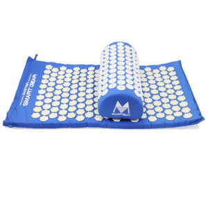 Acupressure Mat With Pillow Set