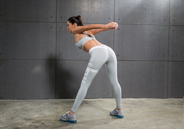 Train Print fitness Leggings