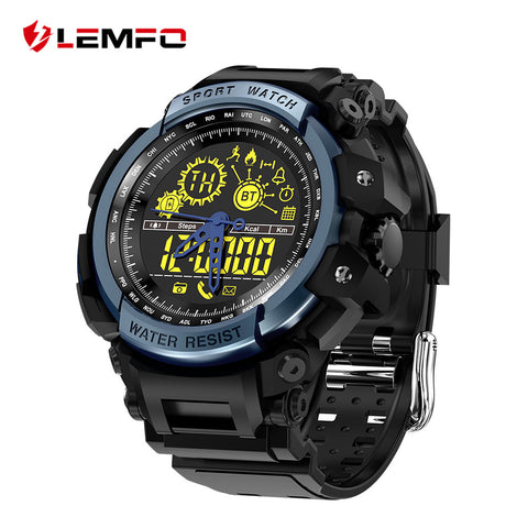 LEMFO LF21 Call Message Remind Waterproof Remote Camera Smart Watch for IOS Android Phone