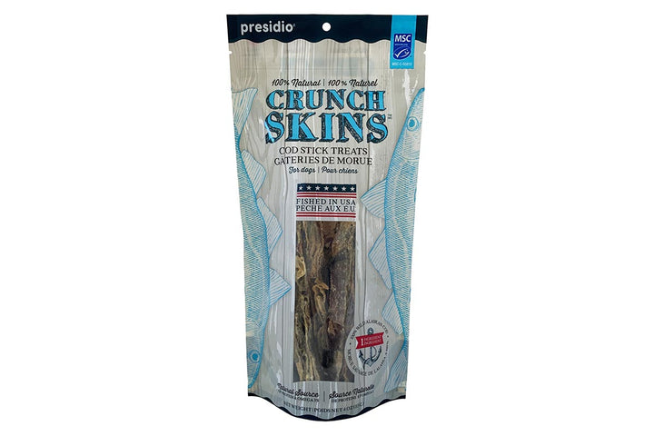 Crunch Skins Cod Sticks