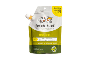 Fetch Fuel Liquid Supplements