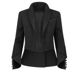 ALICE - fitted tailcoat jacket