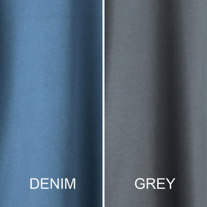 Colours: Denim and Grey