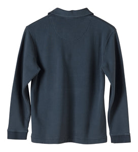Rugby Heavy Pique Sweater