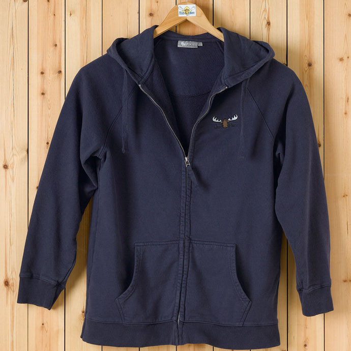 Full Zip Hoody Fleece Sweater