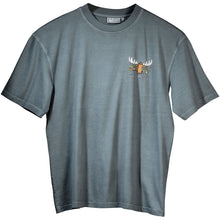 Uber Survival T-Shirt - Small Chest Print - Grey