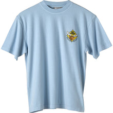 Best Shot T-Shirt - Small Chest Print - Sky